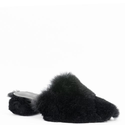 REX FURRED SLIPPERS 4